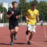 BiegamBoLubię: Co to za sprinter ?