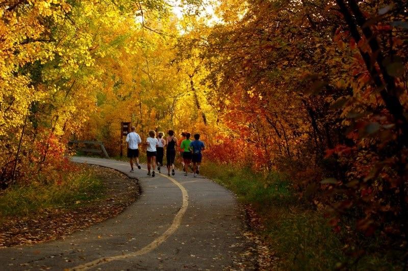 Jesienna Motywacja Do Biegania Biegambolubię